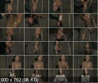 SexuallyBroken - Skin Diamond - Skin Diamond is oiled up and sexually broken. Brutal throat fucking, Orgasm overload! (HD/720p/885 MB)