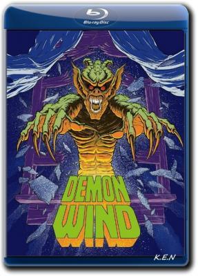 Ветер Демонов / Demon Wind (1990) BDRip 720p