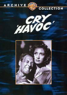Всем смерть! / Cry 'Havoc' (1943) HDTVRip