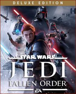 Star Wars Jedi: Fallen Order - Deluxe Edition (2019, PC)