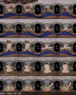 BaDoinkVR: Alina West (The Best Mess / 26.10.2017) [Oculus Rift, Vive | SideBySide] [1920p]
