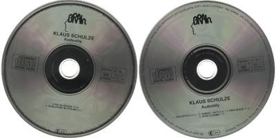 Klaus Schulze - Audentity (1983) [2CD]
