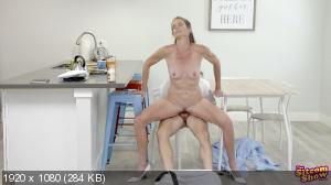 Sofie Marie - Leave It To Moms Beaver The Milk Man [1080p]