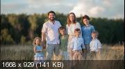 Фотосессия. Съемка большой семьи (2019)
