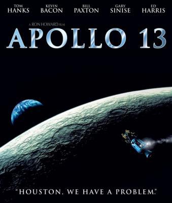 Аполлон 13 / Apollo 13 (1995) Hybrid 1080p | Open Matte