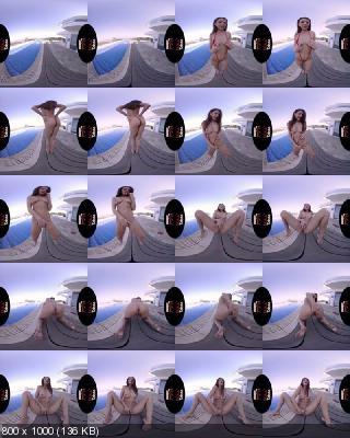 VirtualTaboo: Sybil A (Beat The Heat With Sybil / 21.11.2019) [Oculus | SideBySide] [1920p]