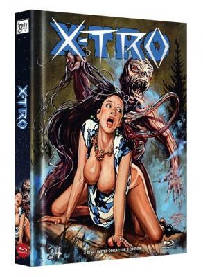 Экстро / Xtro (1982) BDRemux 1080р