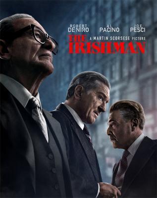 Ирландец / The Irishman (2019) UHD WEB-DL 2160p | 4K | HDR