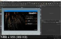 SideFX Houdini FX 18.0.287