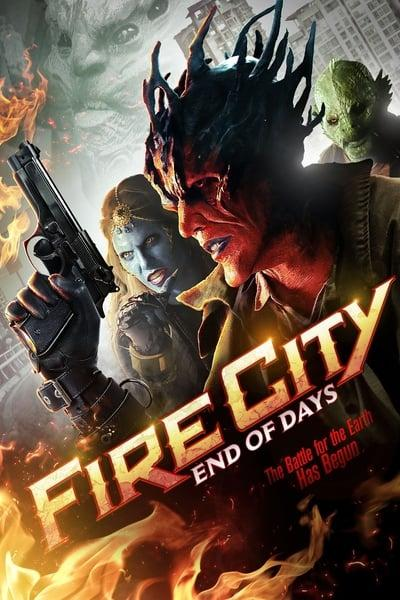 Fire City End of Days 2015 WEBRip XviD MP3-XVID