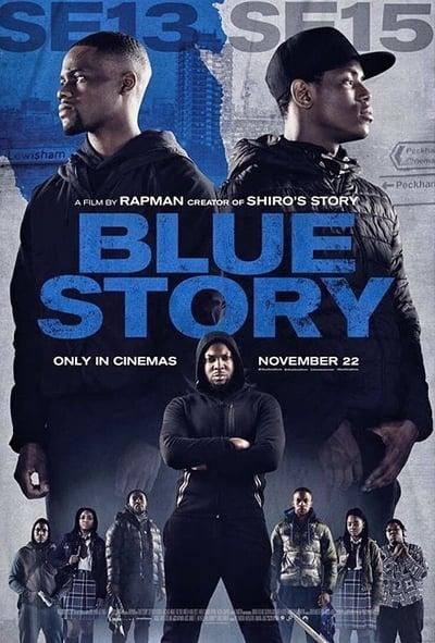 Blue Story 2019 720p CAM H264 AC3 ADS CUT BLURRED Will1869