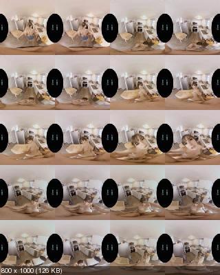 VRHush: Pamela Morrison (Is This Home Cooked Thanksgiving Food? / 28.11.2019) [Oculus   SideBySide] [2700p]