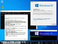 Windows 10 v.1909 x86/x64 -28in1- HWID-act AIO by m0nkrus (RUS/ENG/2019)