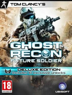 Tom Clancy's Ghost Recon: Future Soldier - Deluxe Edition (2012, PC)