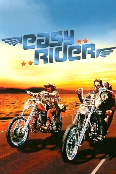 Easy Rider 1969 REMASTERED BRRip XviD MP3-XVID