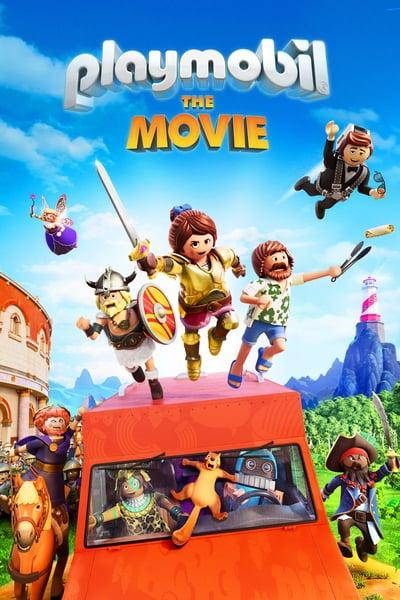 Playmobil The Movie 2019 720p BRRip XviD AC3-XVID