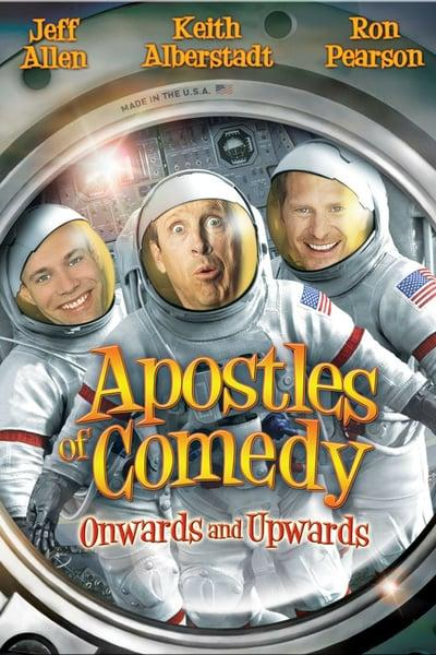 Apostles of Comedy Onwards and Upwards 2013 WEBRip x264-ION10