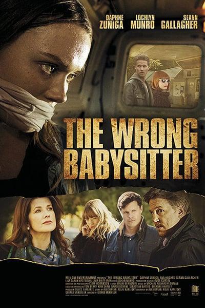 The Wrong Babysitter 2017 1080p WEBRip x264-RARBG