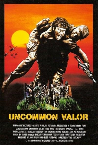Uncommon Valor 1983 1080p WEBRip x264-RARBG