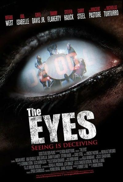 The Eyes 2017 1080p WEBRip x264-RARBG