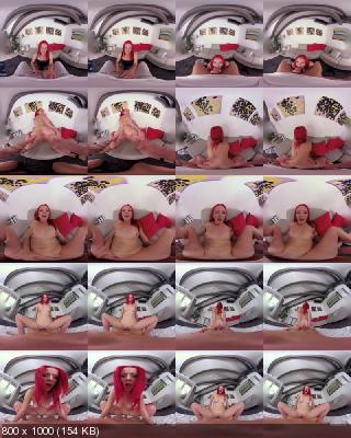 CzechVRCasting: Tiffany Love (Czech VR Casting 163 - Redhead on Casting / 02.12.2019) [Oculus | SideBySide] [1920p]