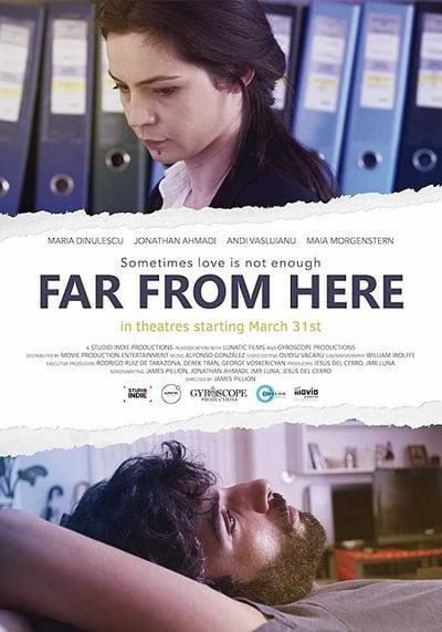 Far From Here 2017 WEBRip XviD MP3-XVID