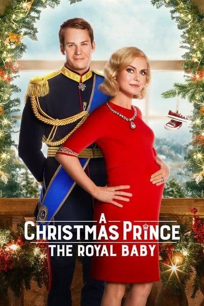 A Christmas Prince The Royal Baby 2019 720p WEBRip 800MB x264-GalaxyRG