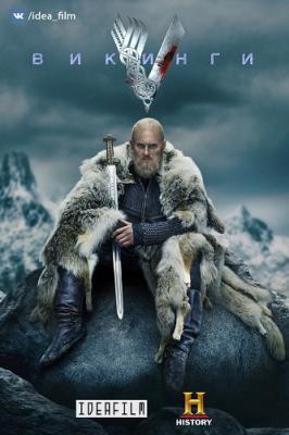 Викинги / Vikings [Сезон: 6, Серии: 1-8 из 20] (2019) WEBRip 720p | IdeaFilm