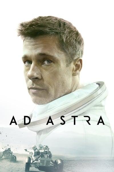 Ad Astra 2019 720p BRRip XviD AC3-XVID