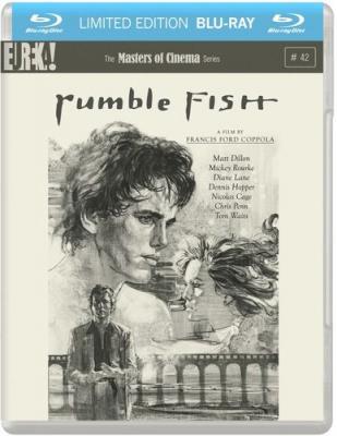 Бойцовая рыбка / Rumble Fish (1983) BDRip 1080p