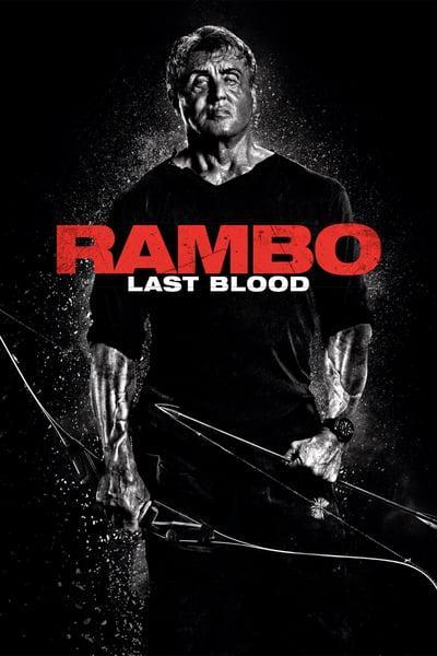 Rambo Last Blood 2019 720p BRRip XviD AC3-XVID
