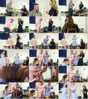 Honour May, Kylie Nymphette, Louise Lee - Health Check Humiliation (2019/SD)