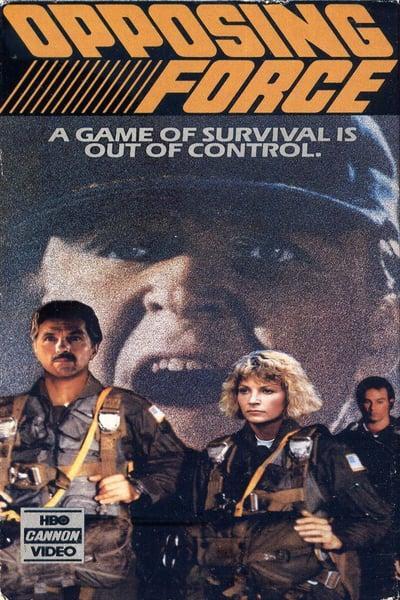 Opposing Force 1986 BRRip XviD MP3-XVID