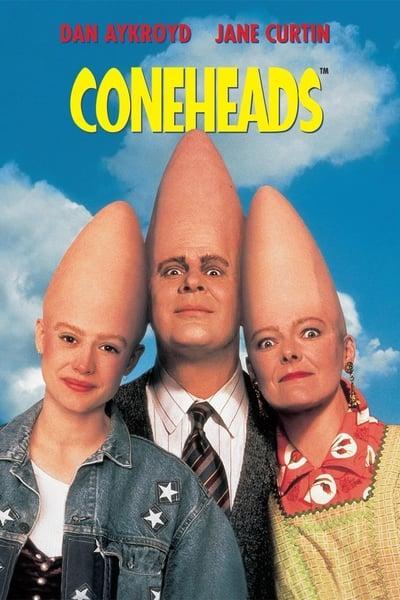 Coneheads 1993 BRRip XviD MP3-XVID