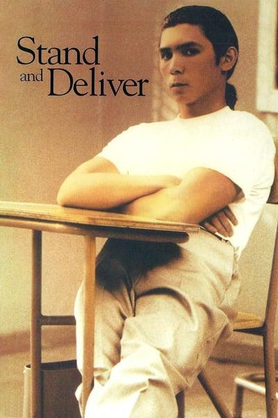 Stand and Deliver 1988 1080p WEB x264-RARBG