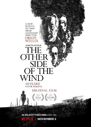 The Other Side of the Wind 2018 WEBRip XviD MP3-XVID