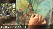 Волшебство пастели в твоих руках + Бонус (2013) HDRip