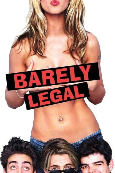 National Lampoons Barely Legal 2003 DVDRip XviD-Ganool