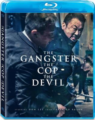 Гангстер, коп и дьявол / The Gangster, the Cop, the Devil / Akinjeon (2019) BDRip 1080p | iTunes