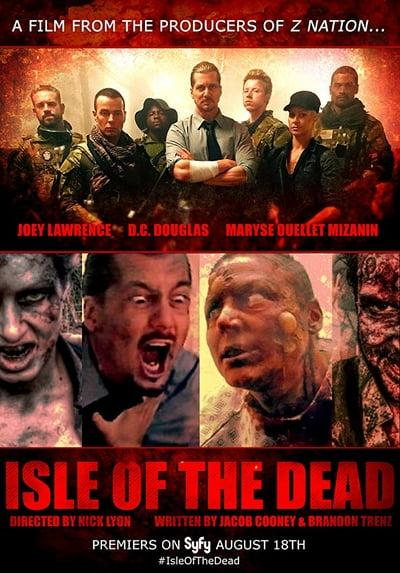 Isle of the Dead 2016 WEBRip x264-ION10
