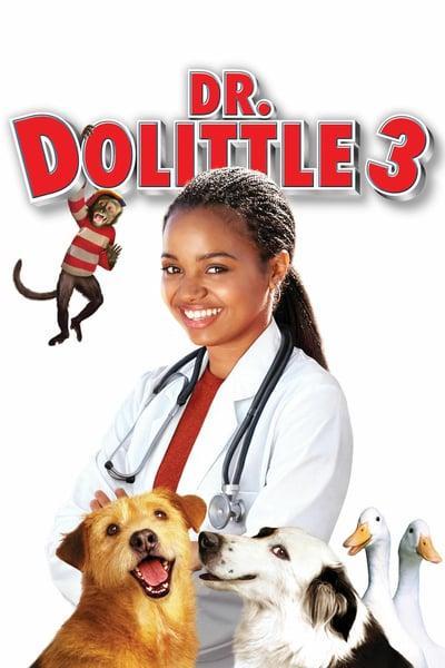Dr Dolittle 3 2006 WEBRip XviD MP3-XVID