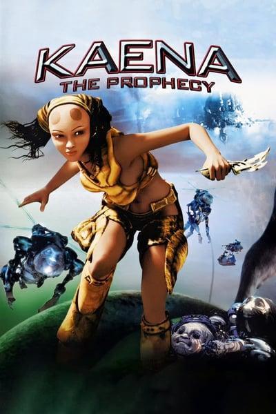 Kaena The Prophecy 2003 1080p WEB x264-RARBG