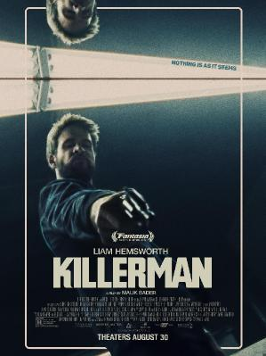 Killerman 2019 720p BRRip XviD AC3-XVID