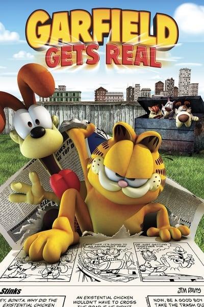 Garfield Gets Real 2007 1080p WEB x264-RARBG