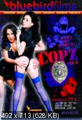 Copz 2 / Полицейские 2 (Max Cool, Bluebird Films) [2018 г., Uniform, Oral Sex, Police, Fetish, Stockings, Big Boobs, Facial Cumshot, Threesome, Lingerie, Fishnet, Brunette, Blonde, WEB-DL] (Paul Chaplin, Cindy Behr, Alexis May, Seth Strong, Stacey La
