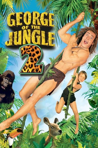 George of the Jungle 2 2003 WEBRip XviD MP3-XVID