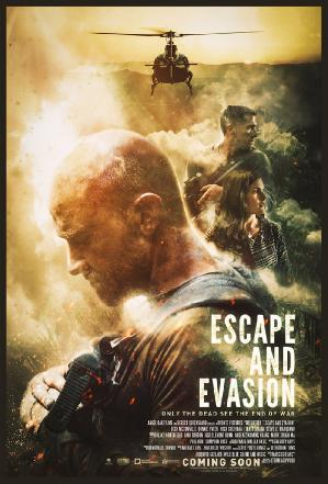 Escape  Evasion 2019 720p WEB-DL XviD AC3-FGT