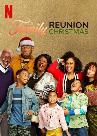 A Family Reunion Christmas 2019 720p WEBRip 800MB x264-GalaxyRG