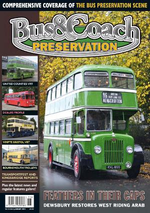 Bus & Coach Preservation - January (2020)