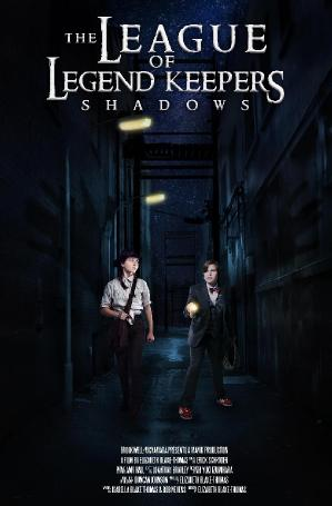 The League Of Legend Keepers Shadows (2019) WEBRip 720p YIFY